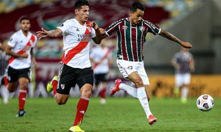 Fluminense x River na Libertadores 2021
