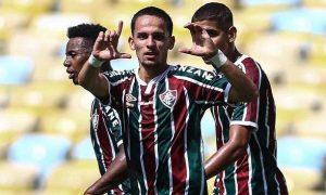Gabriel Teixeira, do Fluminense, no Carioca 3042021