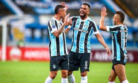 Grêmio joga na Sul-Americana 2021