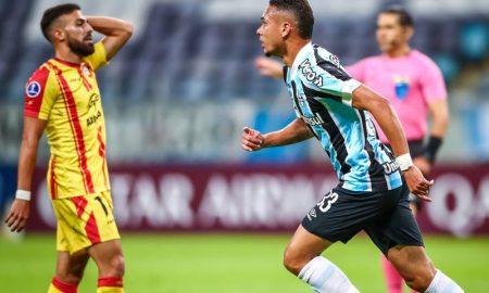 Grêmio x Aragua na Copa Sul-Americana