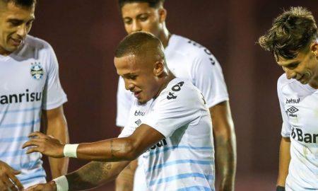 Grêmio x Lanús na Sul-Americana 2021