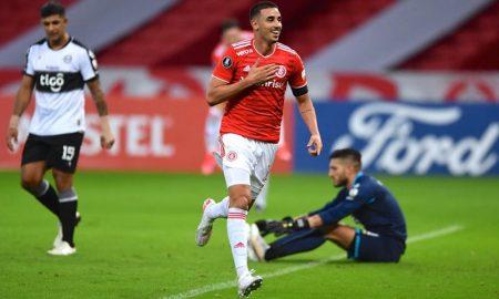 Internacional x Olimpia pela Libertadores 2021