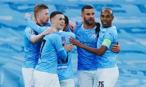 Manchester City na Champions League