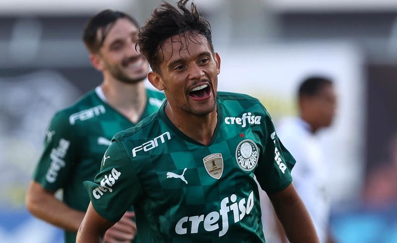 Palmeiras em duelo do Paulistão 2021