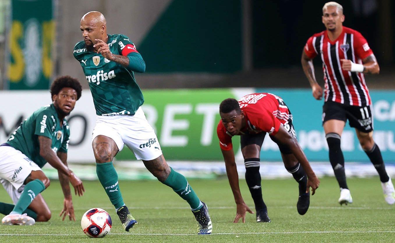 Palmeiras x São Paulo pelo Paulistão