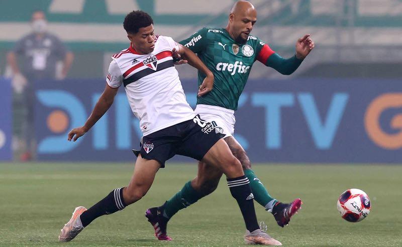 Palmeiras x São Paulo, primeiro jogo da final do Paulistão 2021
