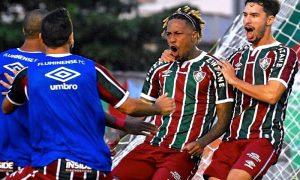Portuguesa x Fluminense, Carioca 2021