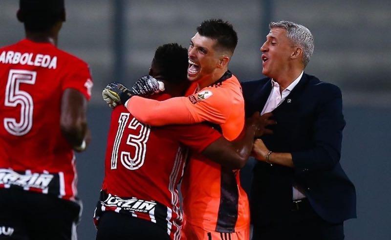 São Paulo na Copa Libertadores 2021 04052021