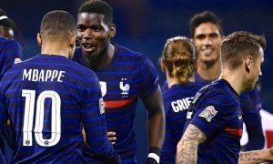 Seleção da França rumo à Euro 2021