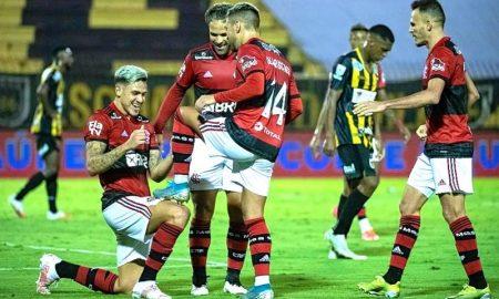 Volta Redonda x Flamengo, Carioca 2021