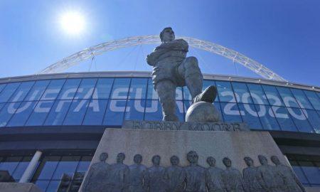 Wembley terá a final da Eurocopa 2021