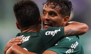 Willian e Gustavo Scarpa, do Palmeiras