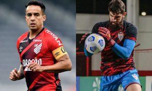 Brasileirão 2021: Athletico-PR, de Jadson, e Atlético-GO, de Fernando Miguel, medem forças