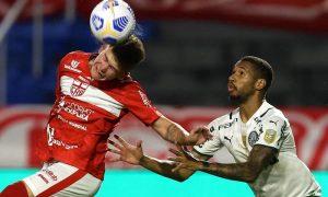 CRB x Palmeiras na Copa do Brasil 2021