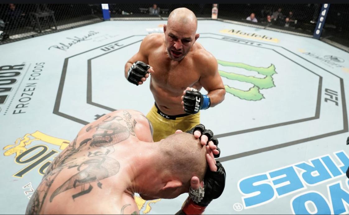 Glover Teixeira é lutador meio-pesado do UFC