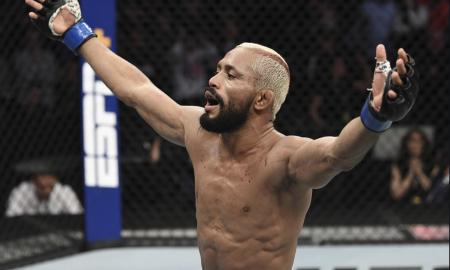 Deiveson Figueiredo é campeão peso-mosca do UFC