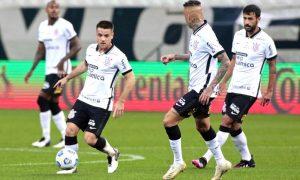 Corinthians perde para o Atlético-GO