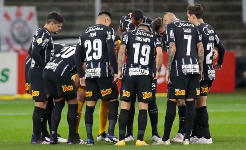 Corinthians perdeu para o Atlético-GO na estreia do Brasileirão