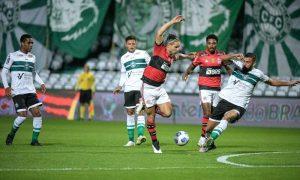 Coritiba x Flamengo na Copa do Brasil