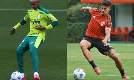 Deyverson, do Palmeiras, e Rigoni, do São Paulo, apostas dos grandes paulistas no Brasileirão 2021