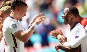 Estreia da Inglaterra na Eurocopa 2021