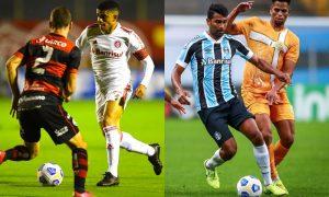 Inter e Grêmio na Copa do Brasil 2021