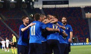 Itália derrota a Chéquia em amistoso