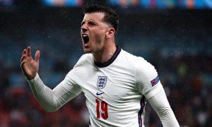 O meia-atacante Mason Mount, do Chelsea, é uma das apostas da Inglaterra na Eurocopa 2021