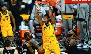 NBA: Utah Jazz x Los Angeles Clippers