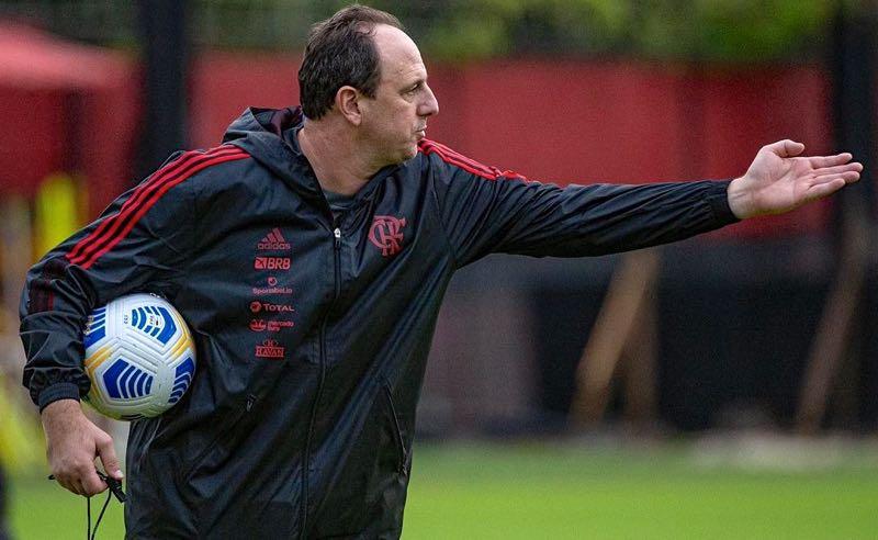 Rogério Ceni volta a treinar o Flamengo no Brasileirão 2021