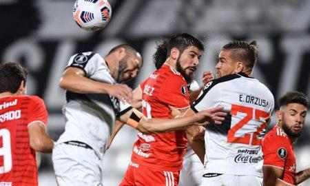Olimpia x Inter, jogo de ida das oitavas da Libertadores 2021