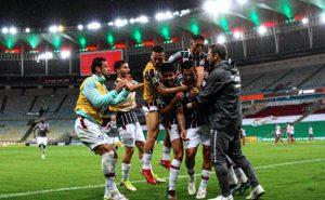 Fluminense derrota o Bahia no primeiro turno do Brasileirão 2021