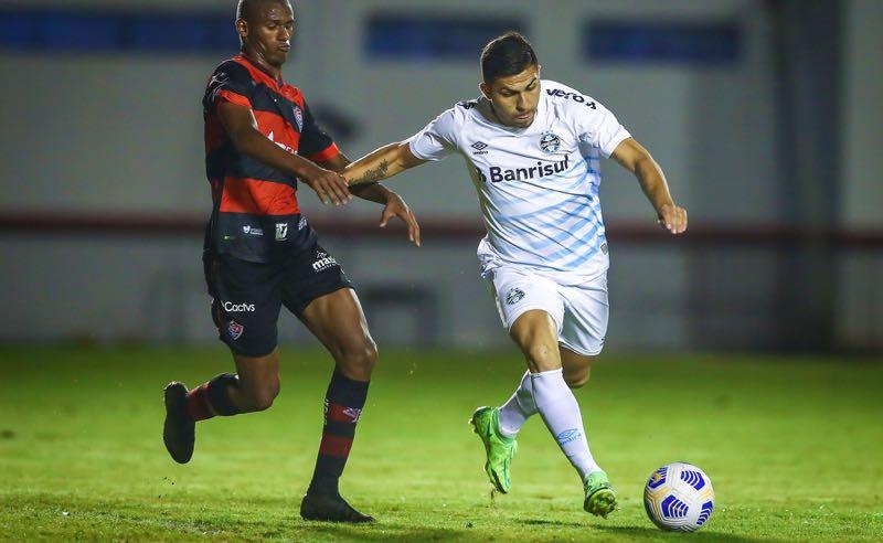 Vitória x Grêmio, em Salvador, pela Copa do Brasil 2021