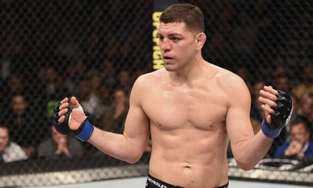Nick Diaz é atleta peso-meio-médio UFC