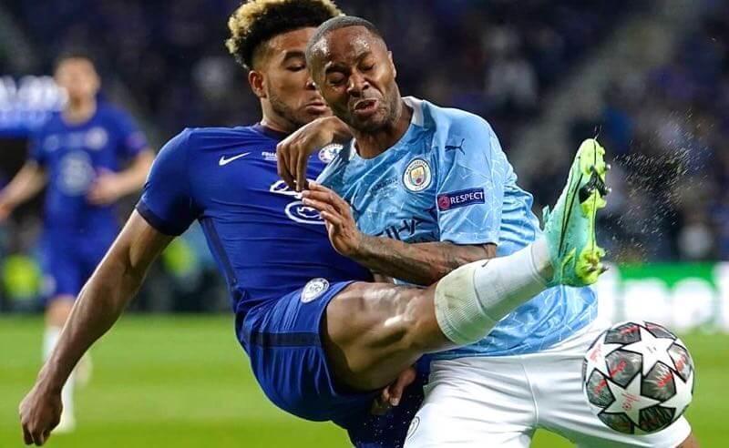 Chelsea x Manchester City na final da Champions League 2021; os times agora brigam na Premier League
