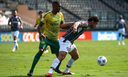 Fluminense x Cuiabá no primeiro turno da Série A do Brasileirão 2021