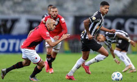 Atlético-MG x Atlético-GO no primeiro turno do Brasileirão 2021