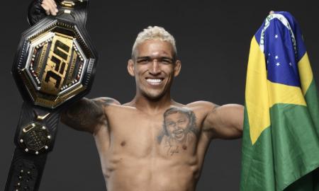 Charles Do Bronx é campeão peso-leve do UFC