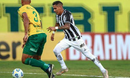 Cuiabá x Atlético-MG no primeiro turno do Brasileirão 2021
