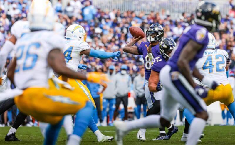 Lamar Jackson na NFL 2021