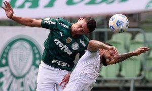 Dividida em Palmeiras x América-MG no primeiro turno do Brasileirão 2021
